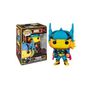 "Funko Pop Marvel Thor ""BLACK LIGHT"" – 650"