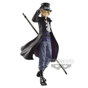 Figurine One Piece SABO 24cm