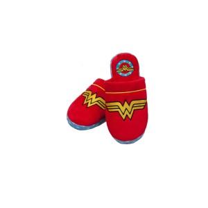 "Chaussons Wonder Woman ""Logo"" Femme"