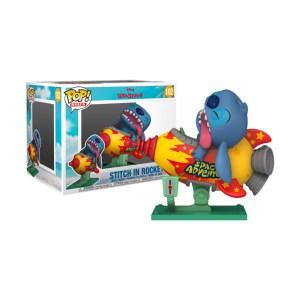 Funko pop Disney Lilo & Stitch Stitch in Rocket – 102