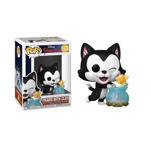 Funko Pop Disney Pinocchio Figaro with Cleo – 1025