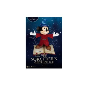 Figurine Disney Fantasia Mickey Sorcerer Apprentice 38cm