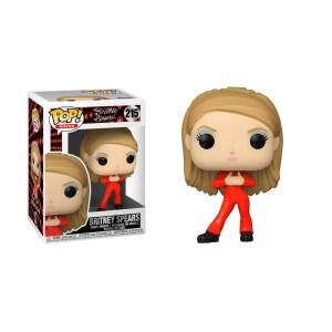 Funko Pop Rocks Britney Spears Catsuit – 215