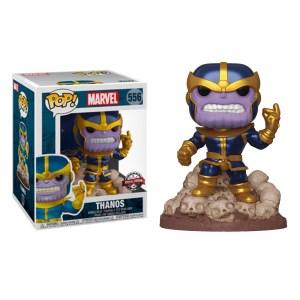 Funko Pop Marvel Thanos Metallic – 556