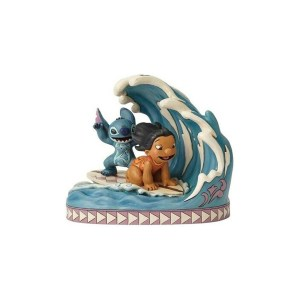 Figurine Disney Lilo & Stitch Vague Traditions