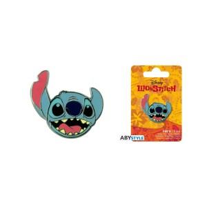 Pins Disney Stitch Tête métal