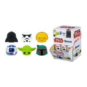 Figurine mini Star Wars Super Squishy surprise