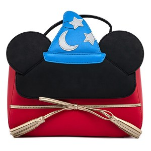 Sac à Main Loungefly Disney Fantasia Mickey cosplay