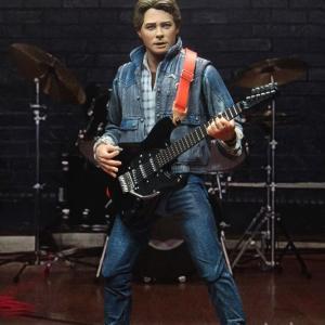 Figurine Marty McFly Audition Retour vers le futur