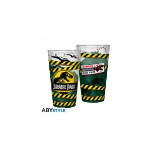 Verre XXL Jurassic Park High Voltage 400ml
