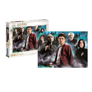 Puzzle Harry Potter Dark Arts 1000 pièces