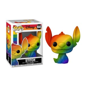 Funko Pop Disney Stitch (Pride 2021) – 1045