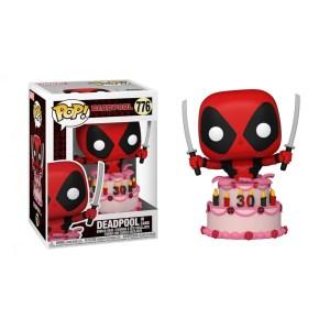 Funko Pop Marvel Deadpool in cake – 776