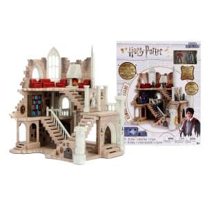 Nano scene Diorama HARRY POTTER Gryffondor dortoirs