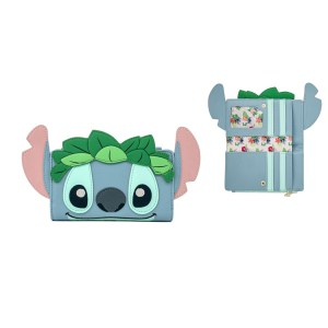 Portefeuille Loungefly Disney Stitch LUAU