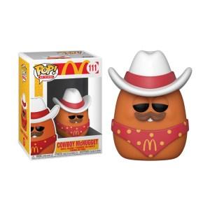Funko Pop McDonald's Cowboy McNugget – 111