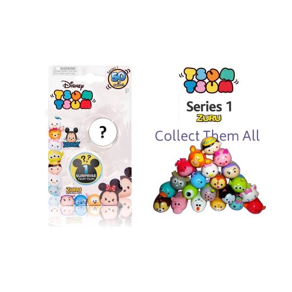 Goodies Pack Figurine Disney TSUM TSUM Squishy