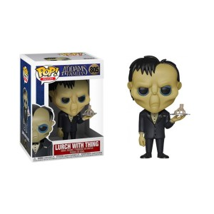 Funko pop La famille Addams LURCH with thing – 805