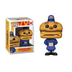 Funko Pop McDonald's Officer Mac – 89