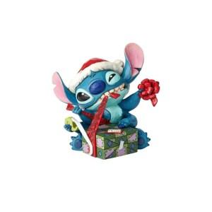 Figurine Disney traditions STITCH Santa