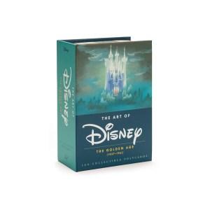 Livre Cartes Postales Disney The Art Of Disney GOLDEN AGE