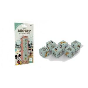Set de 6 dés à jouer Disney MICKEY AND FRIENDS