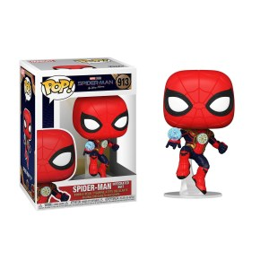 Funko Pop Marvel No way home Spider-man Integrated suit – 913