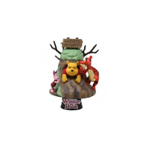 Figurine Disney D-Stage Winnie L'ourson Rabbit's House