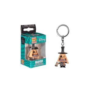 Porte clé Funko pop Disney Etrange Noël – Mayor