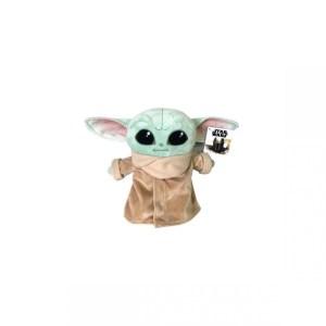 Peluche Disney Star Wars The Mandalorian GROGU 18cm