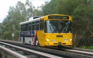Adelaide O-Bahn (guided busway)