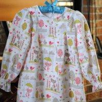 Girls' Flannel Nightgown