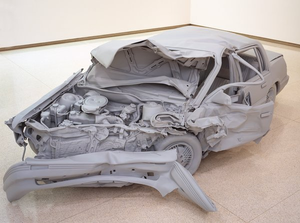 Crashed Cars in Contemporary Curatorial Contexts (C.C.C.C.C.) (1/4)