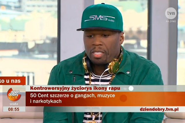50 cent na temat