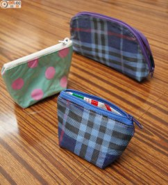 can be turned into these wonderful coin purses!