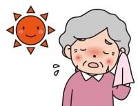 熱中症になる高齢者の症状と予防と対策は!意外な危険な場所とは!