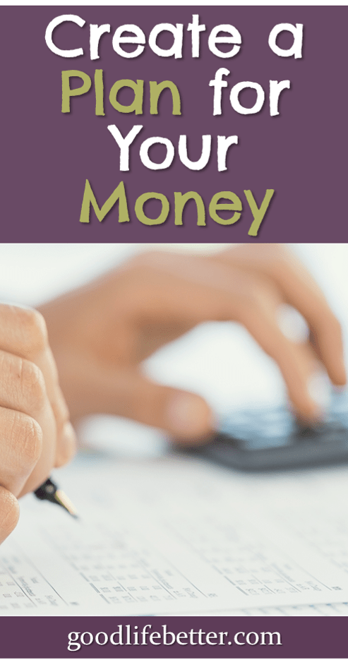 Creating a Plan for Your Money