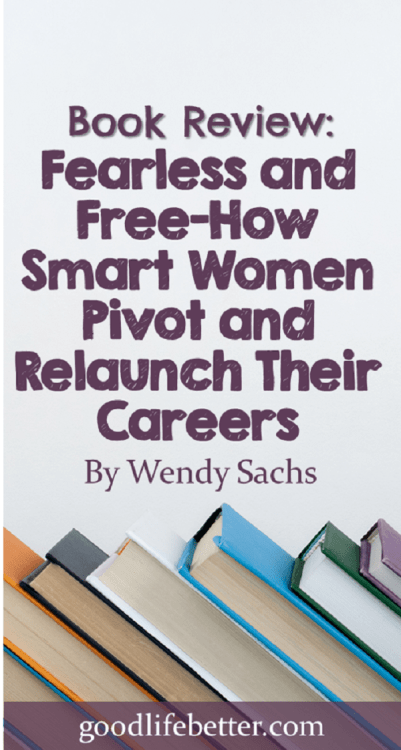 Reading about the success--and failures--of other professional women attempting career pivots.
