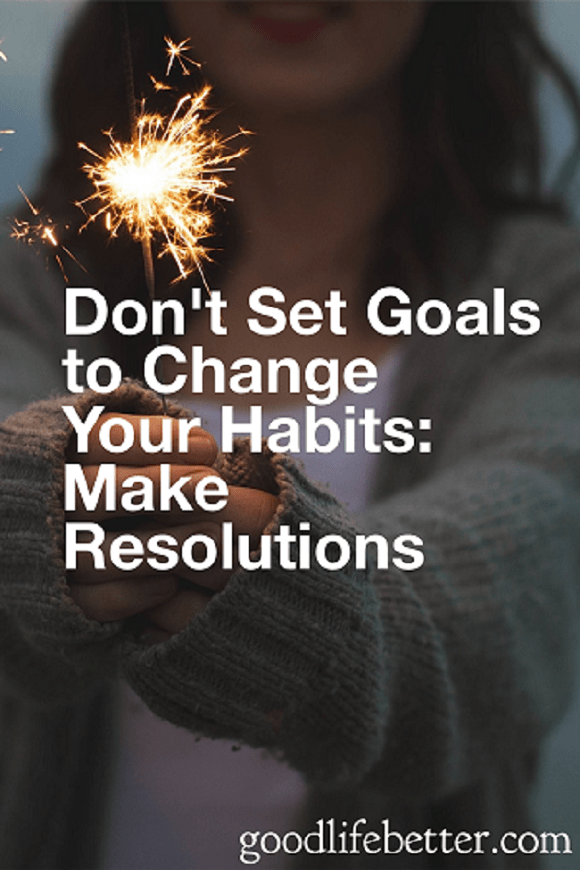 There are things you can do that make adopting new habits easier.