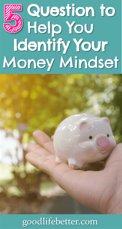 Turns out I didn't have as good a relationship with money as I thought I did! #MoneyMindset #MoneyFears #GoodLifeBetter