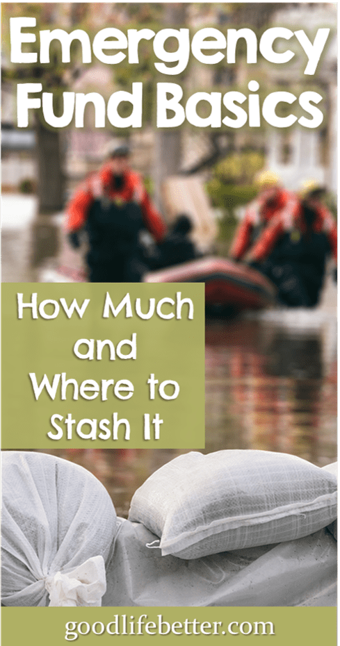 Emergency Fund Basics: How Much and Where to Stash It