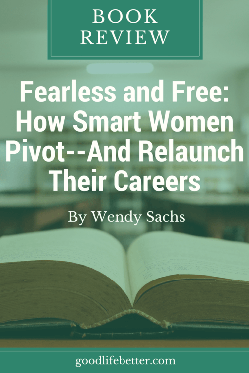 Reading about other women's experience with career pivots is very inspirational!