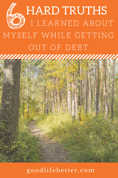 I learned a lot about myself when I stopped spending impulsively and figuring out what I struggled to manage my money.