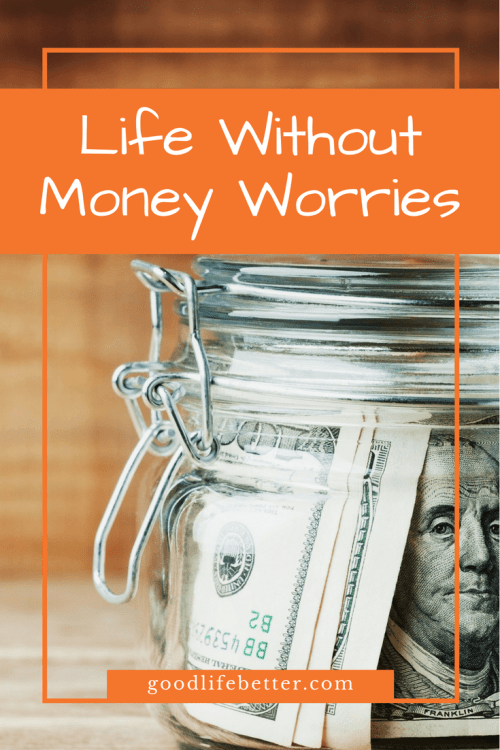 By paying off my debt, I am creating a life without money worries!