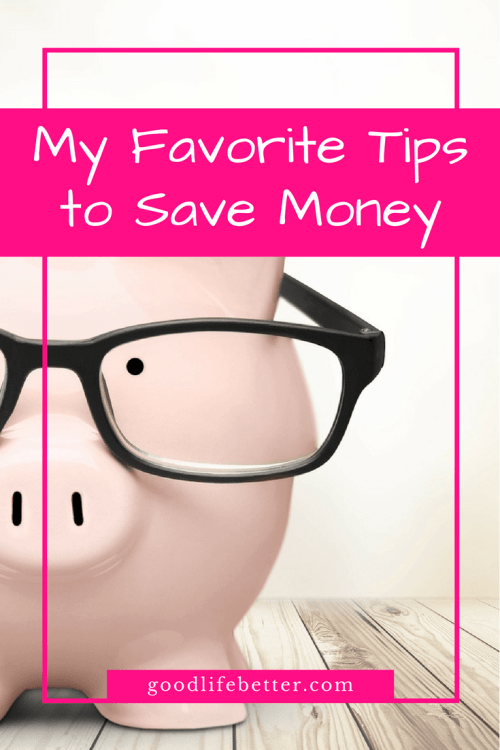 Here are some tips for saving money that helped me increase my savings rate!