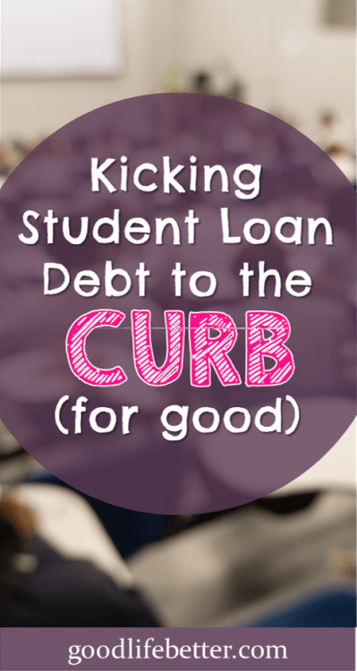 Student loan mistakes happen--but they don't have to keep happening. Read my tips for overcoming your student loan mistakes!