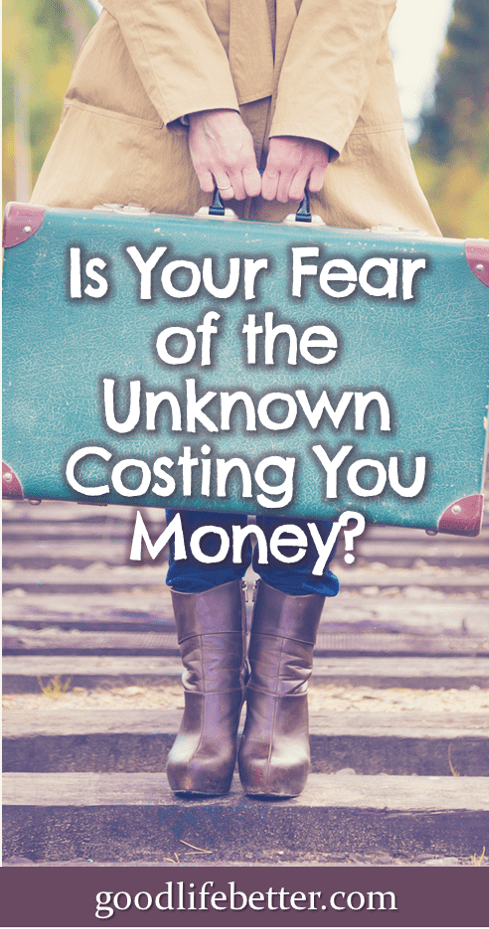Does Fear of the Unknown Lead You to Spend More, Accept Less?