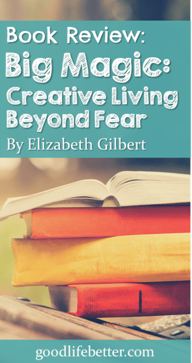 Living a more creative life can be so rewarding although it may mean overcoming your fear that you don't have anything to give. That's something I had to dal with. Click on the link to read my story! #CreativeLiving #BloggerLife #GoodLifeBetter