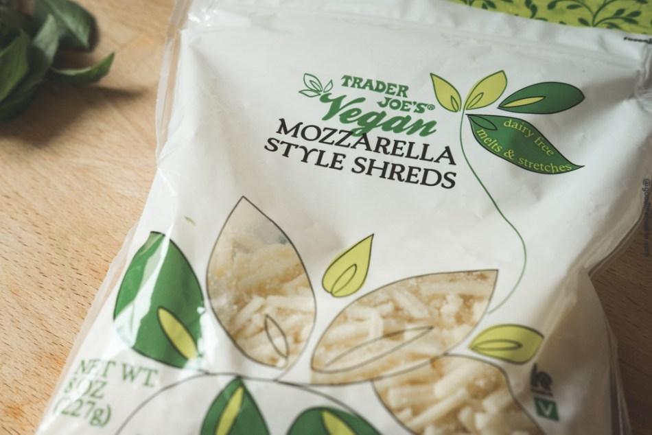 Trader Joe's Vegan Mozzarella