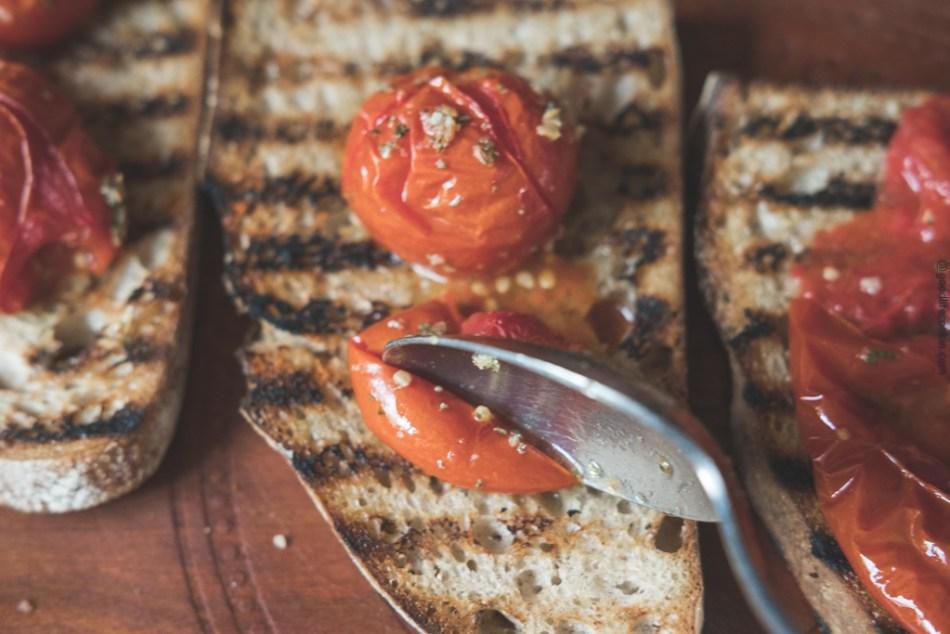 Smashed Tomato